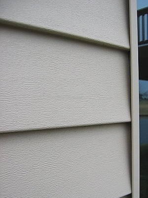 Aluminum siding alcoa aluminum siding for Wood grain siding panels