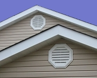 Attic Louvers