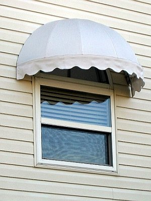 CAN AIR CONDITIONER FIT IN AWNING WINDOW