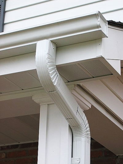 Gutter, Downspout, Soffit and Fascia from J & J