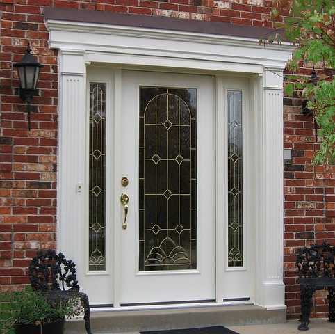 Prime Door with Sidelights