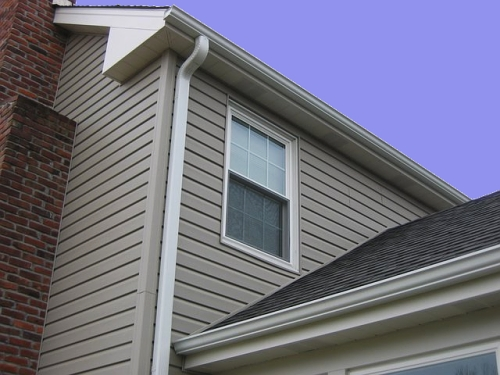 Soffit and Fascia from J & J
